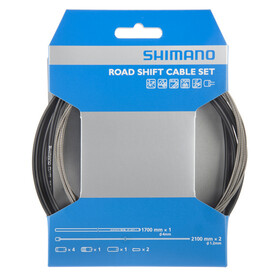 Shimano OT-SP41 Gearkabel Road, rustfrit stål sort